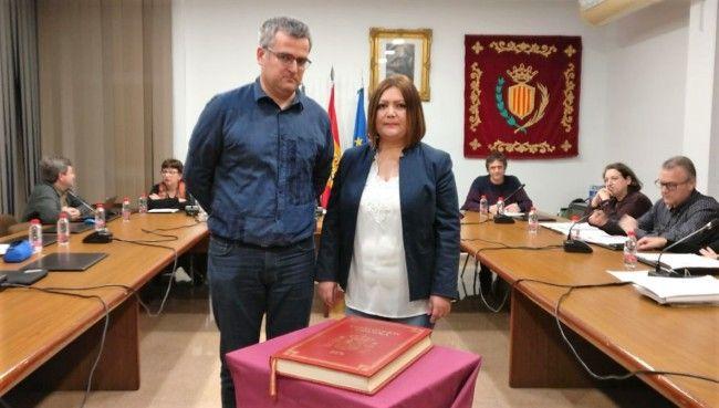 Mónica Sánchez Quispe, del grupo municipal de Sí Se Puede Xirivella, es nueva concejala de Participación Ciudadana y Juventud del Ayuntamiento de Xirivella