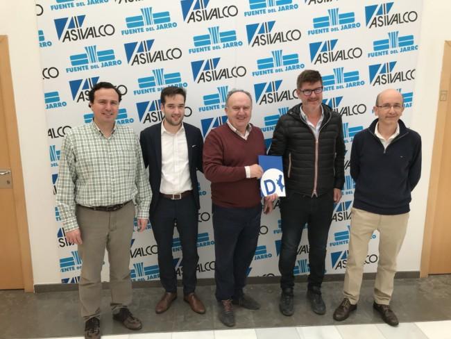 Demòcrates Valencians se reúne con ASIVALCO en Fuente del Jarro