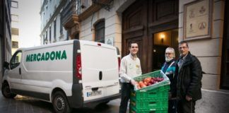 Mercadona, empresa de supermercados de capital 100% español y familiar, ha comenzado a colaborar con el centro Casal de la Pau de Valencia