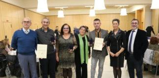Catarroja rep la medall d'honor de l'Associació d'Amics del Camí de Santiago