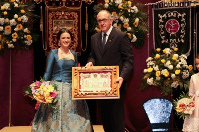 Cristina Peris González, nombrada Reina del Encuentro 2018