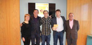 Presentación concurso gastronómico Cassola de Sant Blai