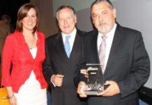 Miguel Oleaque escoba de oro