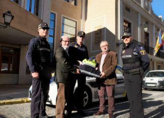 La Policía Local de Alboraya se viste con chalecos antibala