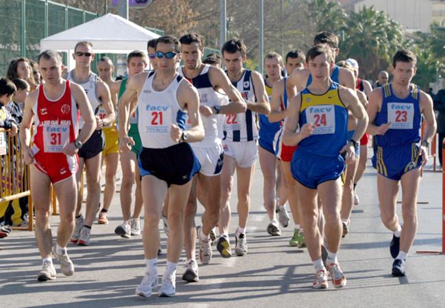 Burjassot acogerá el Campeonato de España de 50 kilómetros marcha que se celebrará el próximo 25 de febrero