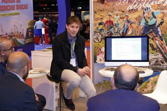 Torrent presenta FITUR su proyecto Smart City