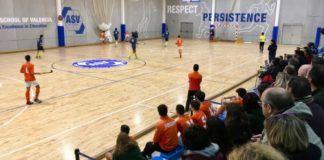 American School of Valencia acoge el Sector 1 del Campeonato de España de Hockey Sala en categoría juvenil masculina