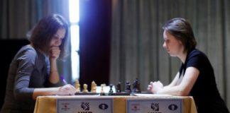 Anna y Mariya Muyzchuk