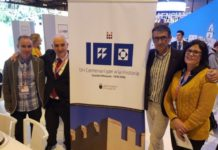 centenario Castell alaquas en FITUR