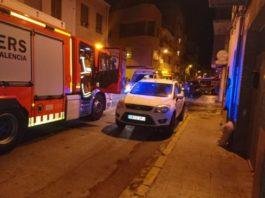 incendio residencia universitaria Alfara