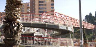 Paterna restaura la pasarela que une los barrios de Terramelar y Lloma Llarga