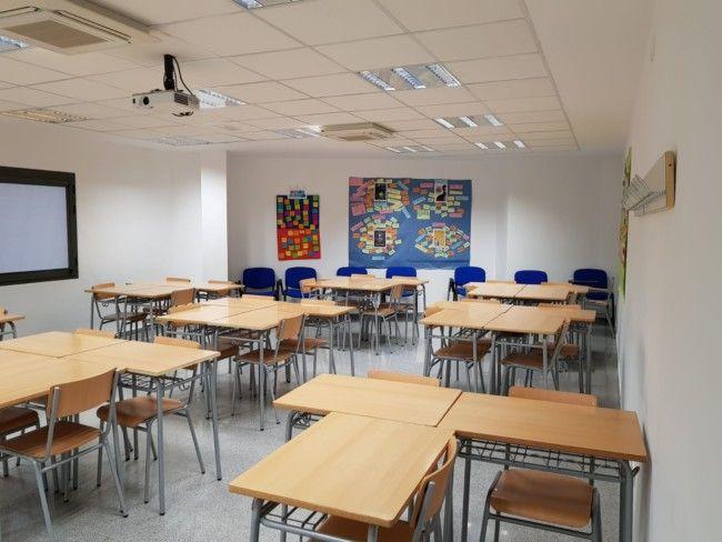 posible sede Escuela Oficial idiomas Torrent