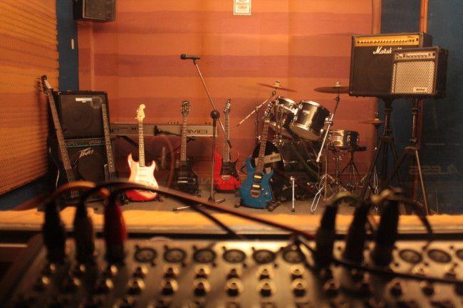 sala de ensayo