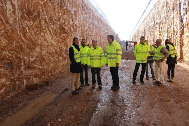 visita Moragues obras V-30