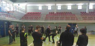 defensa personal Policía Local Torrent