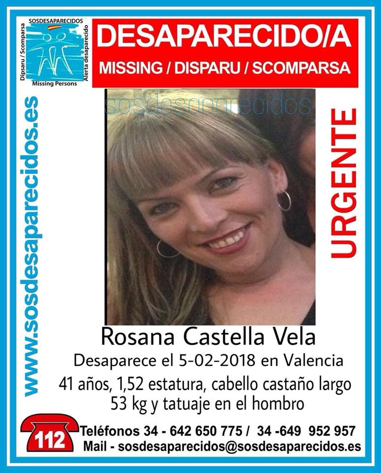 Buscando a Rosana Castella