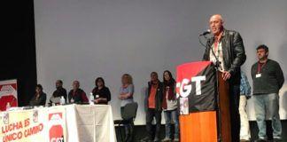 Clausura Congreso CGT
