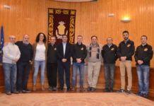 reunión Protección Civil Moncada