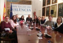 EUPV reunión Dulce Hola