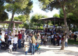 Fiesta plan igualdad Rocafort