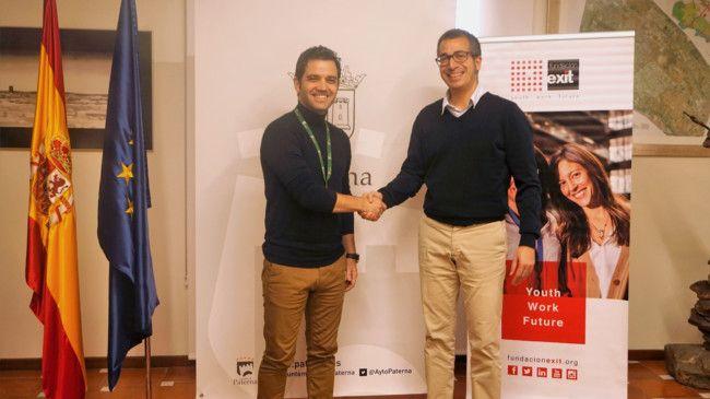Las PYMES de Paterna se unen al Proyecto Coach para luchar contra el paro juvenil y el abandono escolar prematuro