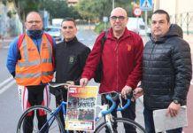 Homologación circuito Campeonato de España de 50km marcha en Burjassot