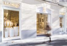 Nueva tienda Lladró en Madrid