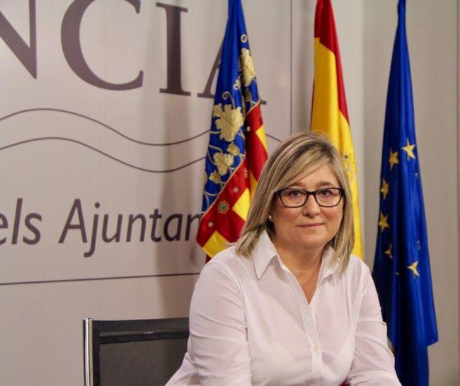Mamen Peris diputada Diputacion Ciudadanos