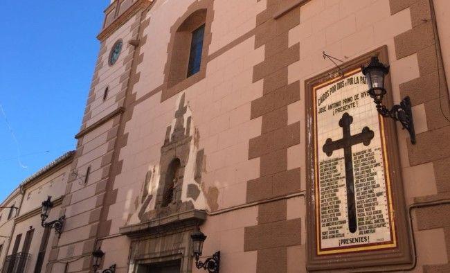 Rafelbunyol lapida iglesia