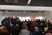 Nueva ejecutiva PSPV Horta Nord