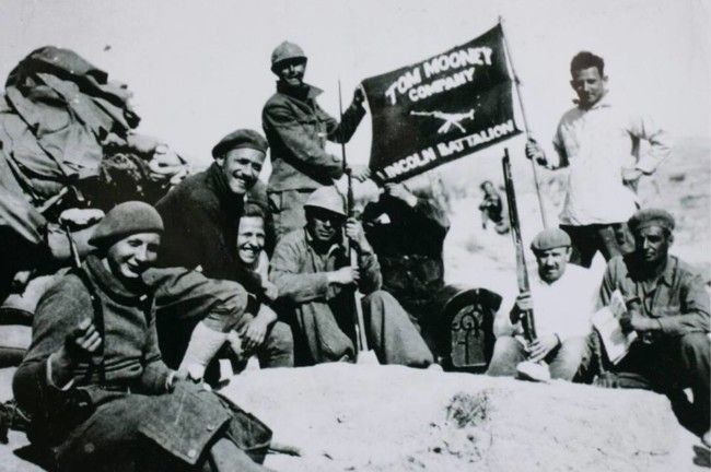 Exposición sobre las Brigadas Internacionales en Paterna