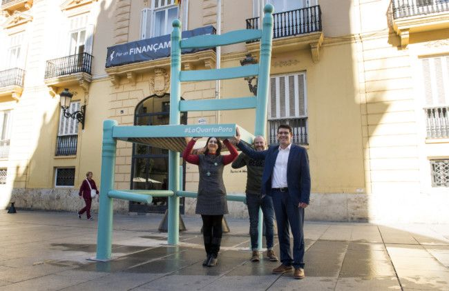 diputacio de Valencia Nou model Serveis Socials