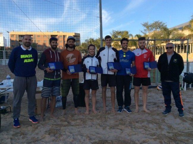 Real Federación Española de Voleibol, Federación de Voleibol de la Comunidad Valenciana, voley playa, beach albal, albal,