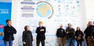 Global Omnium dona una exposición permanente del agua al nuevo Centro de Educación Ambiental de Quart de Poblet
