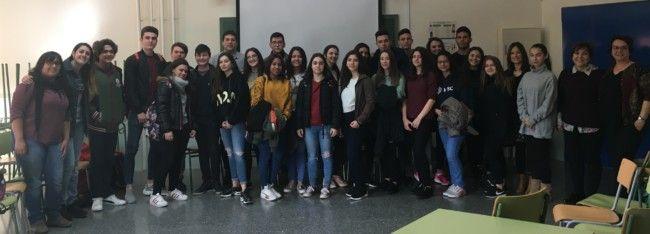 Alumnos IES 25 d'Abril de Alfafar