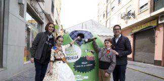 Campaña La Reciclà falla La Morería