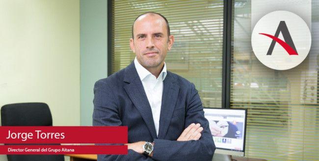 Jorge Torres, nuevo director del Grupo Tecnológico Aitana