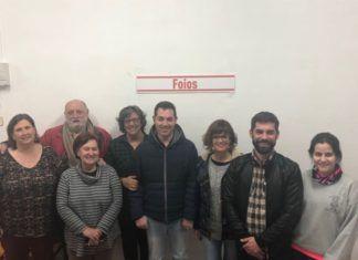 Juan Antonio Pacha, reelegit Secretari General del PSPV de Foios
