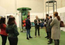 La Diputació impulsa un proyecto de mobiliario urbano que limpia el aire de dióxido de carbono y partículas