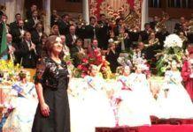 la alborayense y soprano Mónica Bueno