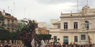 Alfafar Cabalgata del Ninot