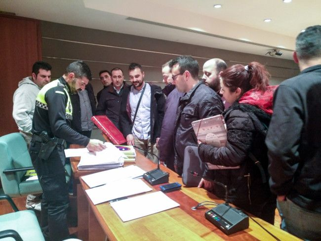 Torrent reunión coordinación servicios municipales Fallas