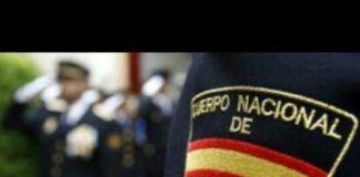 Policia nacional logo