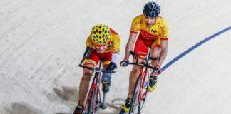 Ricardo Ten, medalla de oro en el Mundial de ciclismo paralímpico