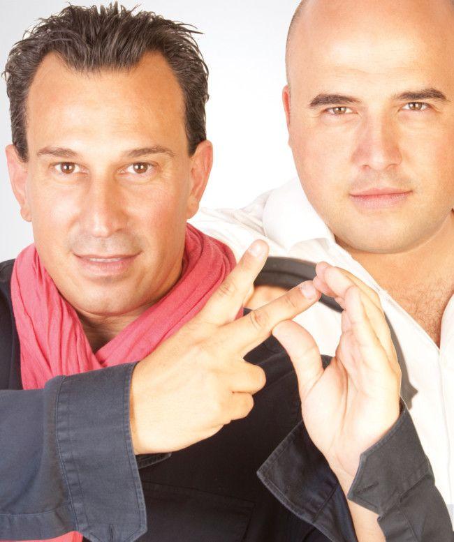 Víctor Pérez y Vicente Ferrer dj valencia