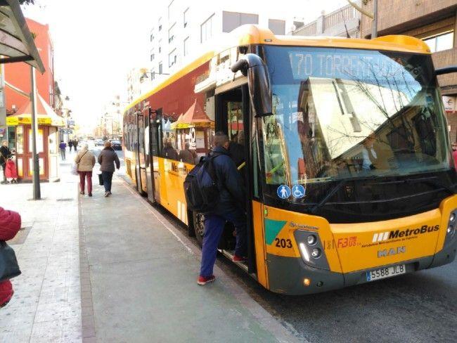 autobus Xirivella