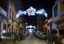Ciudadanos Burjassot lamenta que las luces de Fallas que paga el Ayuntamiento sigan encendidas días después