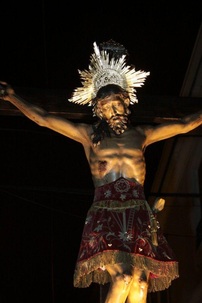Semana Santa Paterna, Cristo de la Fe