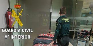 tabaco contrabando aeropuerto manises