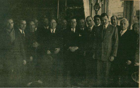 Junta provincial de la Comunión Tradicionalista del Reino de Valencia